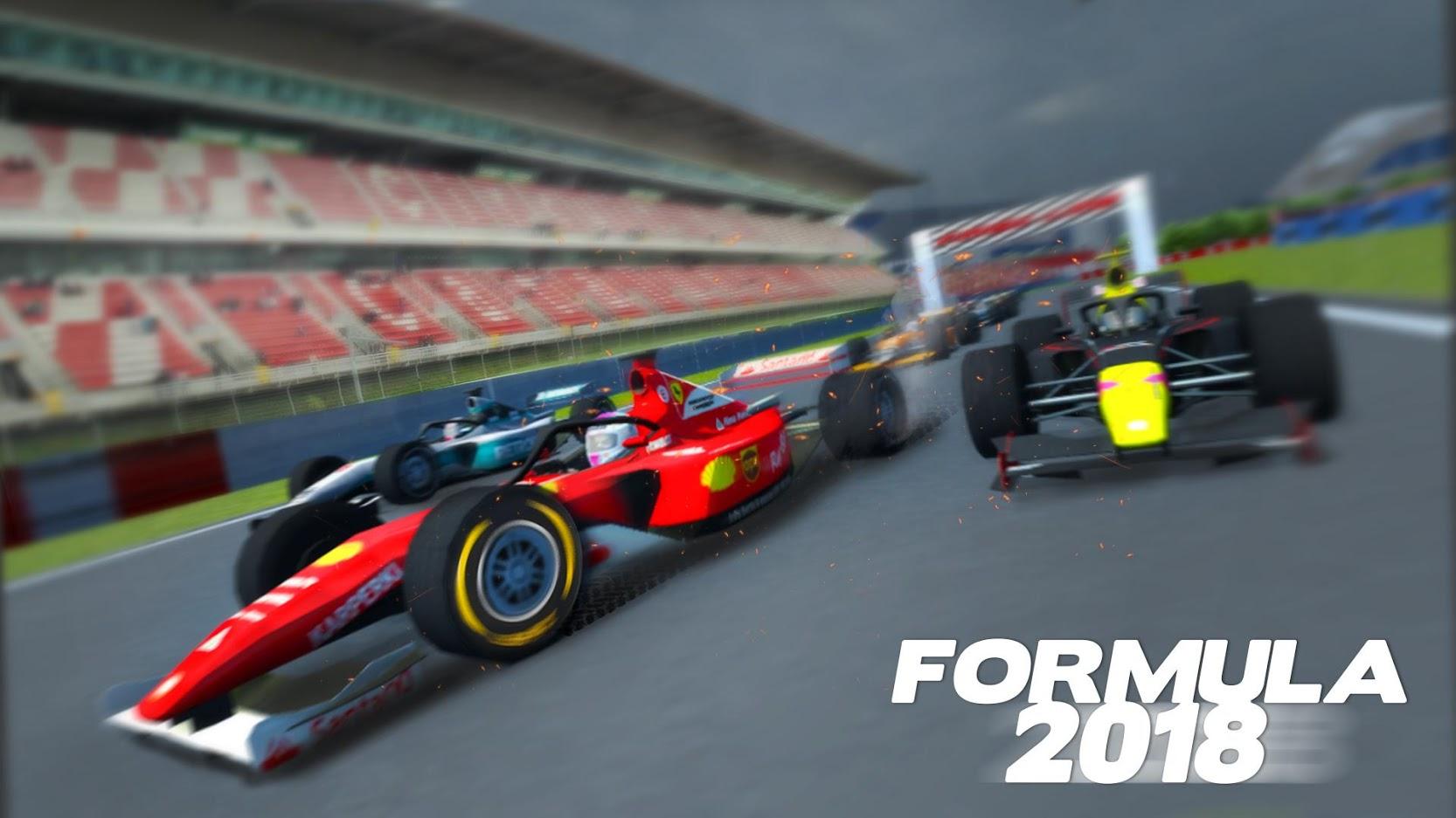 Fórmula 1 Juegos de carreras para Android