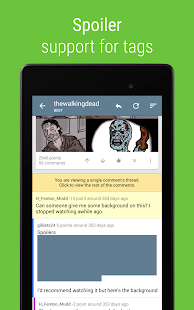Sincronizar para reddit (Pro) captura de pantalla