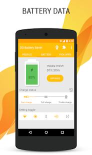 Captura de pantalla de Deep Sleep Battery Saver Pro