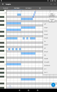Captura de pantalla de Aubade Audio Studio