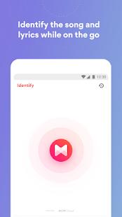 Music Match - Texto para tu música Captura de pantalla