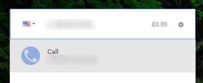 Google Hangouts es una llamada gratuita