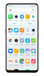 Captura de pantalla de Pear Starter