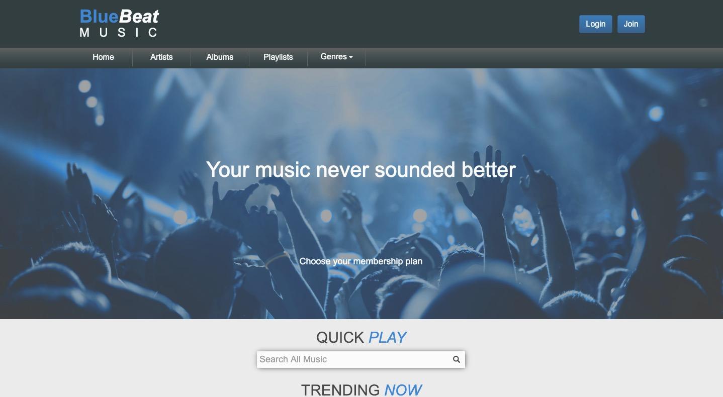 sitios de música desbloqueados