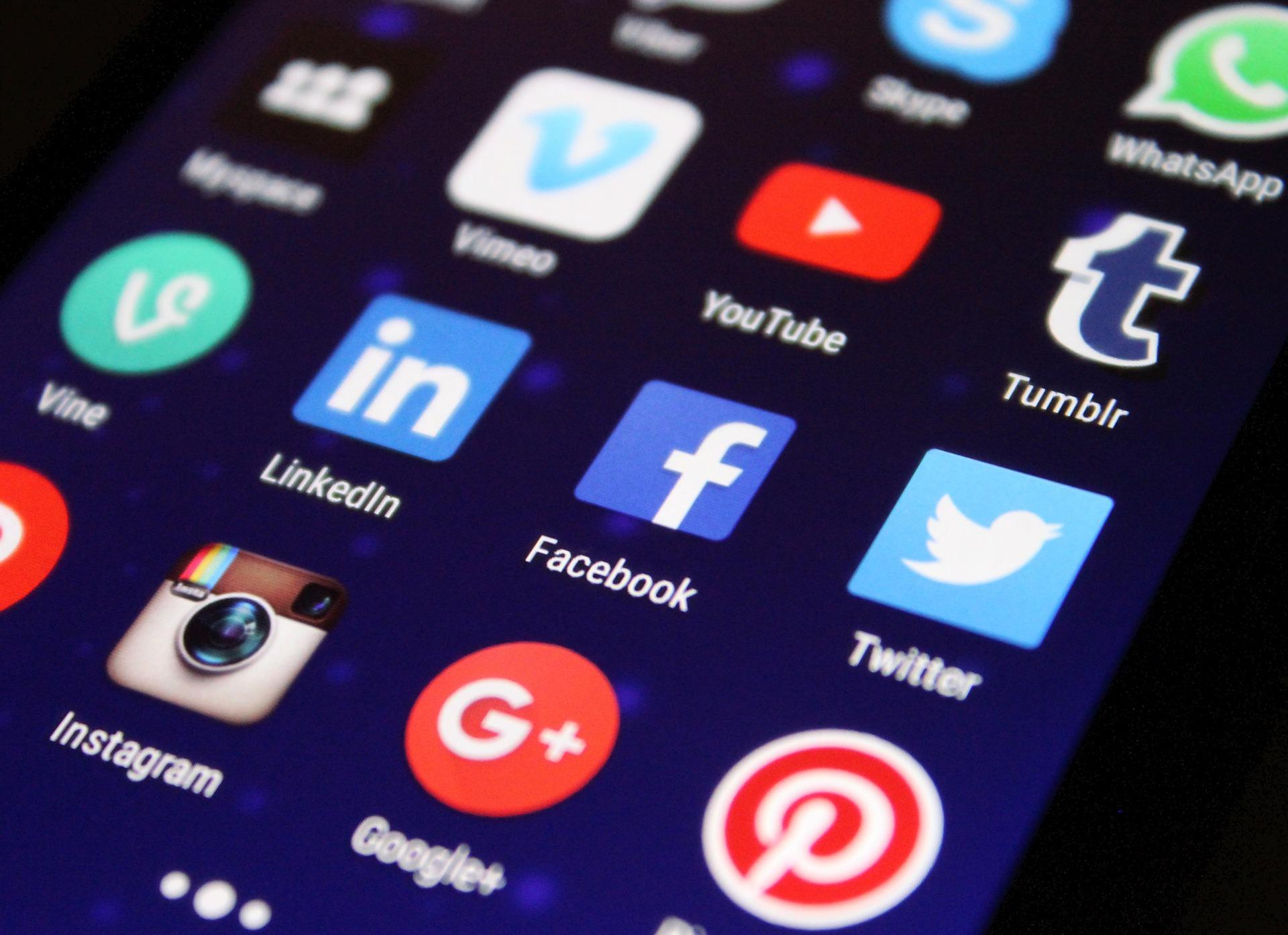 Atajos de enlace para compartir en redes sociales