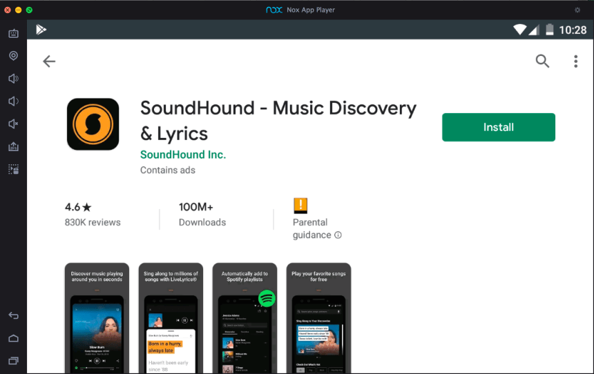 soundhound-app-windows-mac-instalación