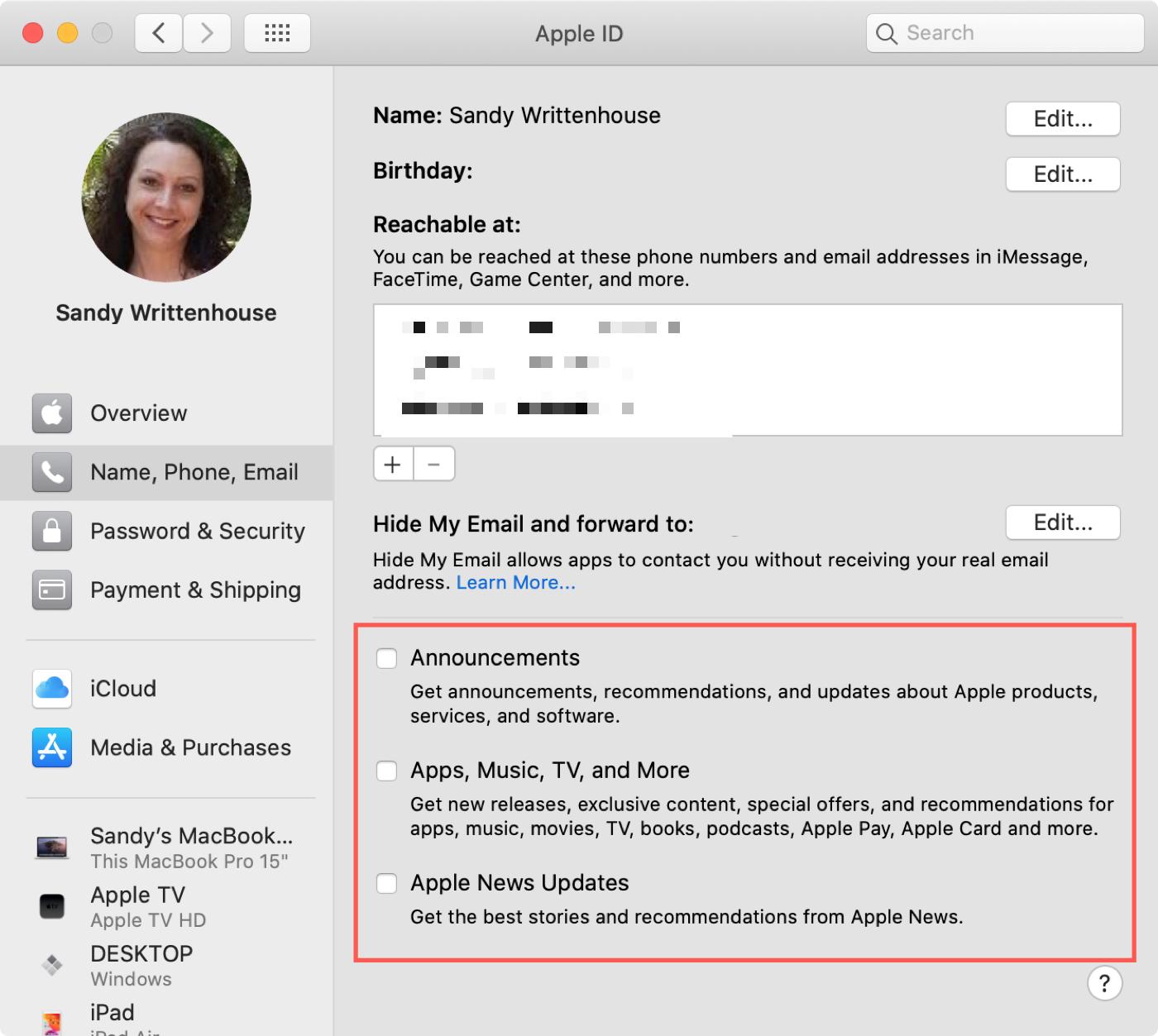 parada Apple Noticias Anuncios Mac