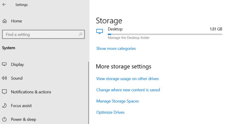 Mover Windows Los programas cambian el contenido nuevo allí
