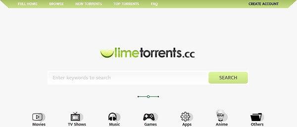 """LimeTorrents-2""""width ="""" 600 """"height ="""" 256 """"srcset ="""" https://thetechsutra.com/wp-content/uploads/2020/02/LimeTorrents-2.jpg 600w, https://thetechsutra.com/wp-content/uploads/2020/02/LimeTorrents-2-300x128.jpg 300w """"tamaños ="""" (ancho máximo: 600px) 100vw, 600px """"/></p> <p>LimeTorrents ha existido durante años, y su plataforma de búsqueda avanzada hace que sea fácil encontrar exactamente lo que está buscando.</p> <p>El sitio ha logrado acumular un gran admirador después de ser cerrado por los principales gerentes en sitios web de torrents. Limetorrents es una plataforma maravillosa para acceder a contenido de torrents de todo tipo, incluidas películas, TV y música. El sitio web recopila torrent en categorías basadas en popularidad, y la función de búsqueda es confiable.</p> <p>Además, mira las opciones de LimeTorrents.</p> <li> <h3><strong>YTS</strong></h3> </li> <p><img class="""