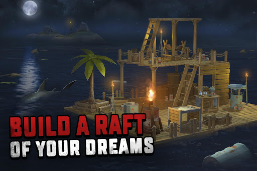 Ocean Nomad: Raft Survival