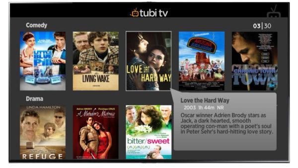 aplicaciones de películas gratis