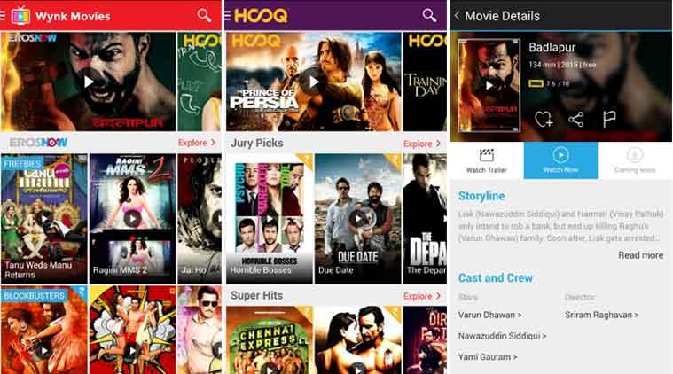 Películas Wynk para Android e iOS