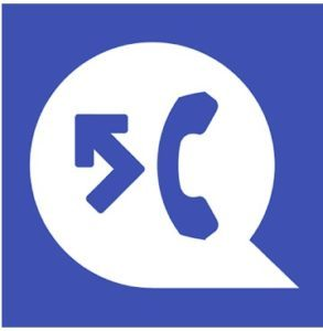 Logotipo de Call Blocker Free