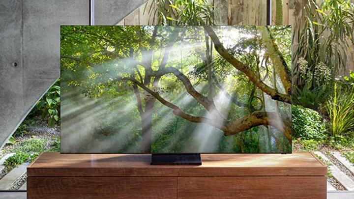 ¡Samsung está preparando casi 8K TV sin marco para CES 2020 y ya hay fotos!