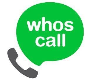 Logotipo de Whoscall