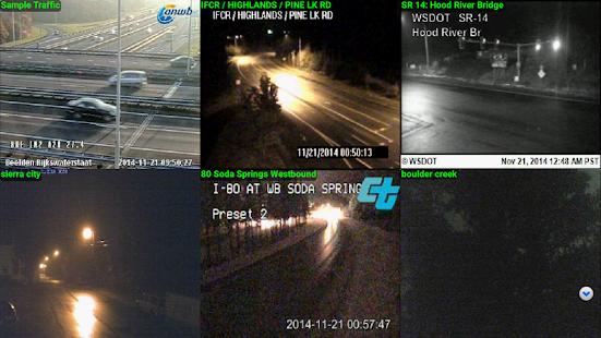 Captura de pantalla para IP Cam Viewer Pro