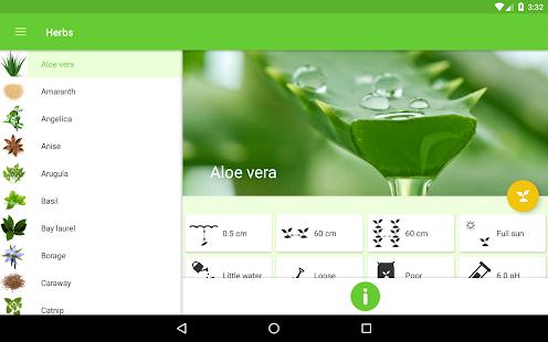 Gardroid: captura de pantalla premium