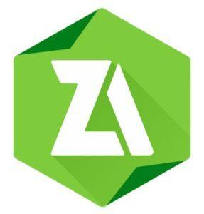 logo ZArchiver
