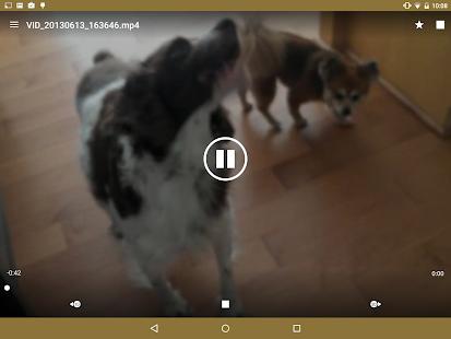 AllCast-pantalla