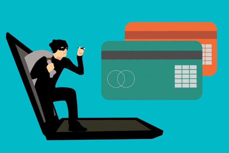 Nada que esconder tarjetas de crédito