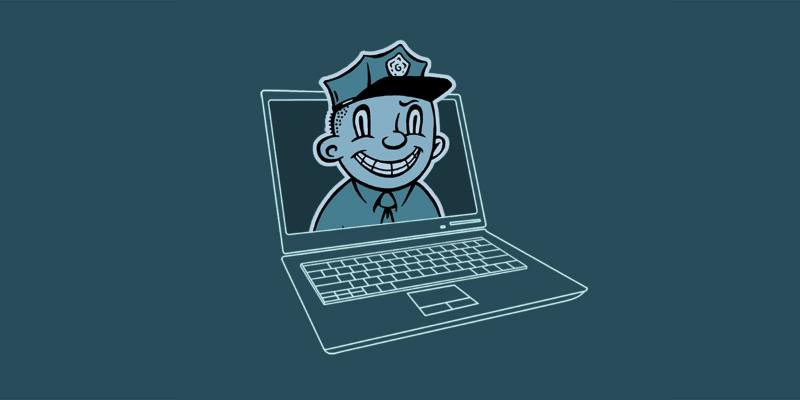 Nada que oculte la vigilancia informática del gobierno