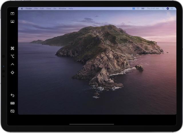 Personalizar barra lateral en Mac