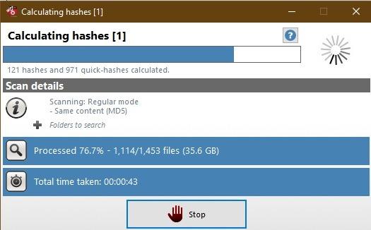 Eliminar archivos duplicados Windows Duplicate Cleaner Pro Searchingjpg