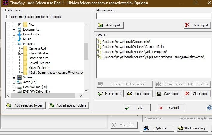 Eliminar archivos duplicados Windows licuadora