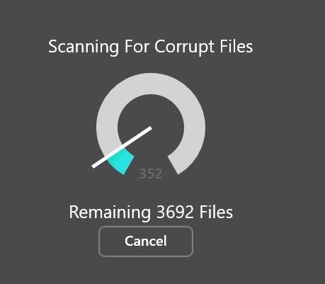 Eliminar archivos duplicados Windows Escaneo de archivos duplicados