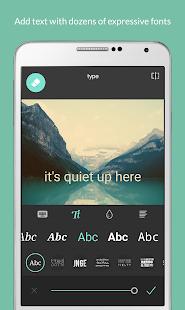 Captura de pantalla de Pixlr Free Photo Editor