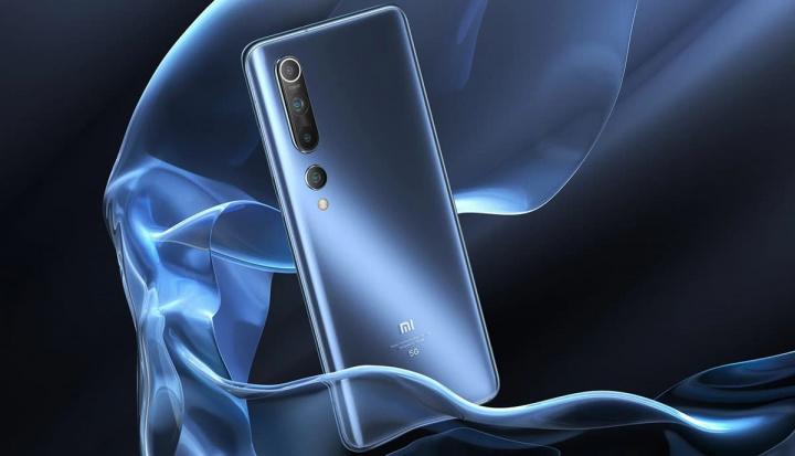 Fotografía Xiaomi Mi 10 Pro 5G