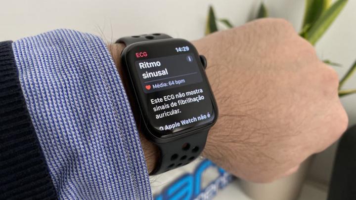 imagen Apple Watch ECG