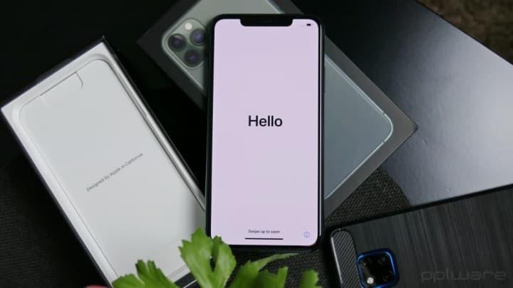 pruebas de radiación iPhone Apple smartphones