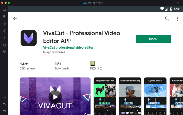 vivacut-download-for-pc-via-nox-app-player