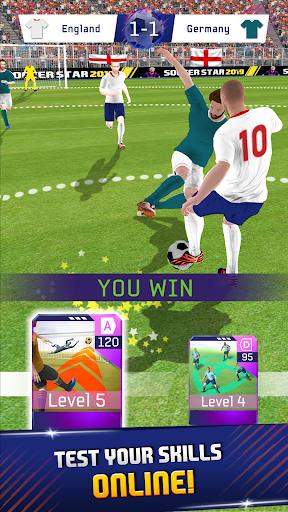 Soccer Star 2020 Football Cards: el juego de fútbol