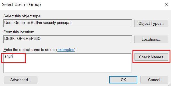 Acceda a la carpeta WindowsApps en Windows 10