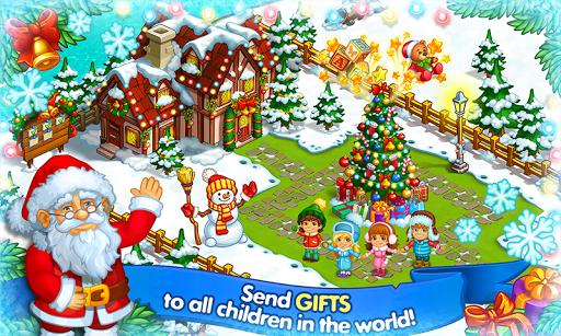Feliz Año Nuevo Granja: Navidad