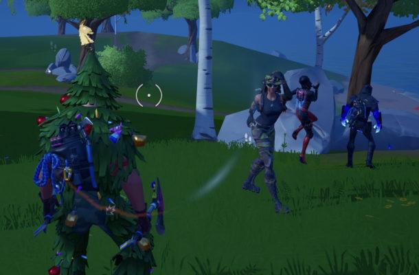 Fortnite  captura de pantalla