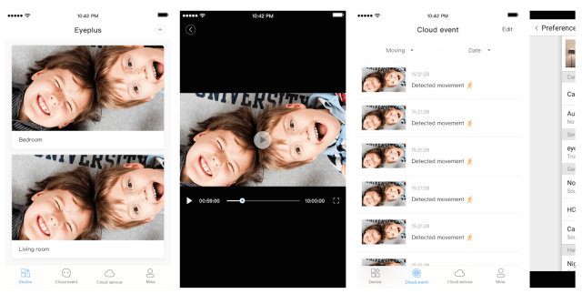 eyeplus-app-screenshots