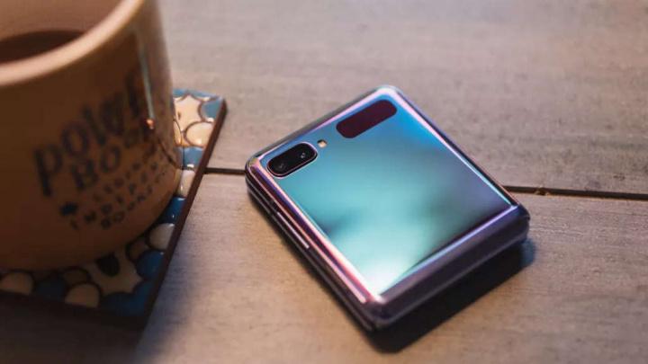 Giro Z Galaxy Pantalla de cristal de Samsung