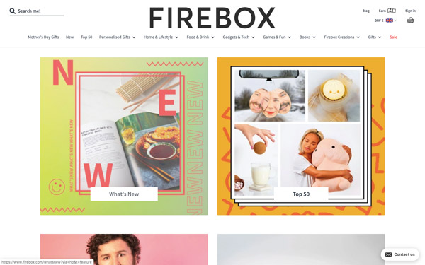 Caja de fuego