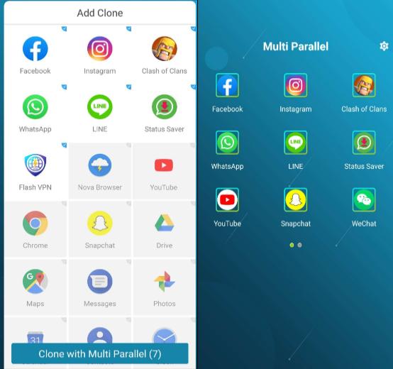 1 20 Beste Cloner App Zum Klonen Von Apps Auf Android