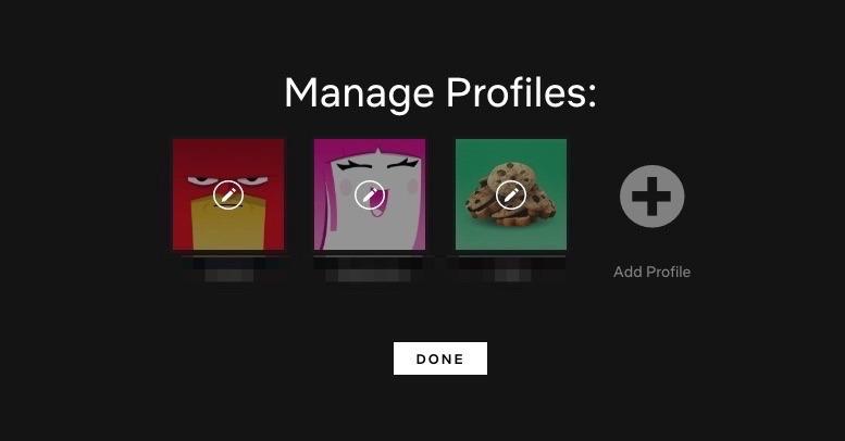 Desactivar Netflix Autoplay Preview Selectprofile