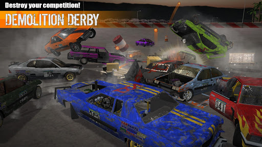 Derby de demolición 3