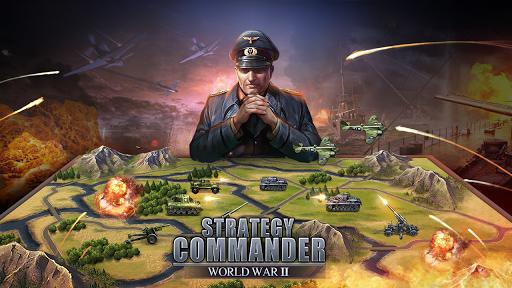 WW2: comandante de estrategia