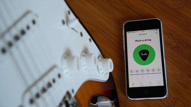 mejor aplicación de afinador de guitarra