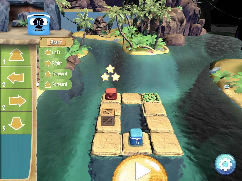 Box Island en iPad