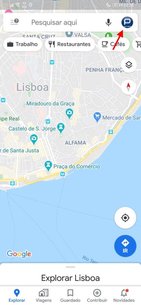 Google Maps está revisando las alertas de Android