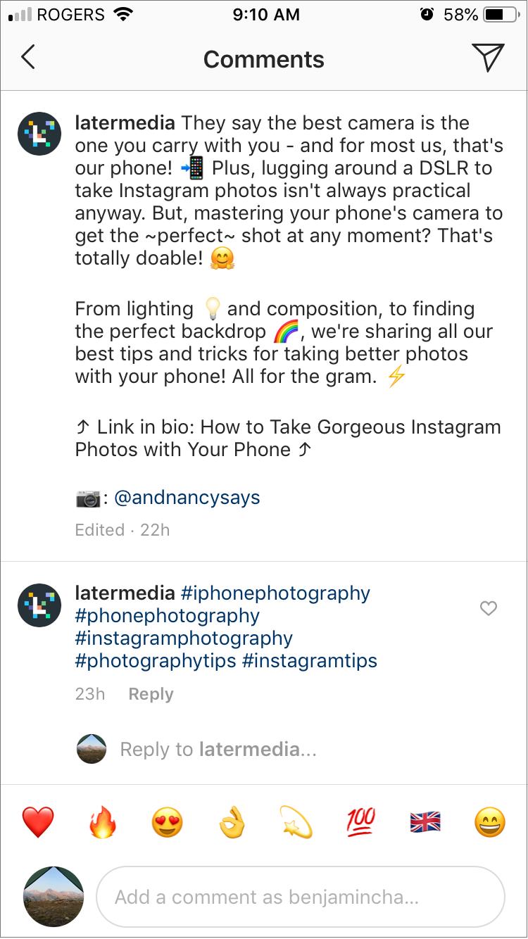 hashtags de instagram 2020