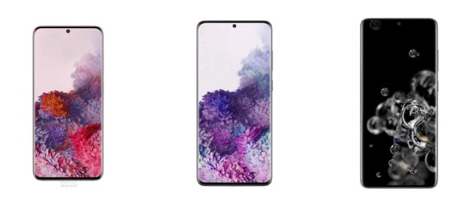 Samsung Galaxy S20 Ultra Stock fondos de pantalla